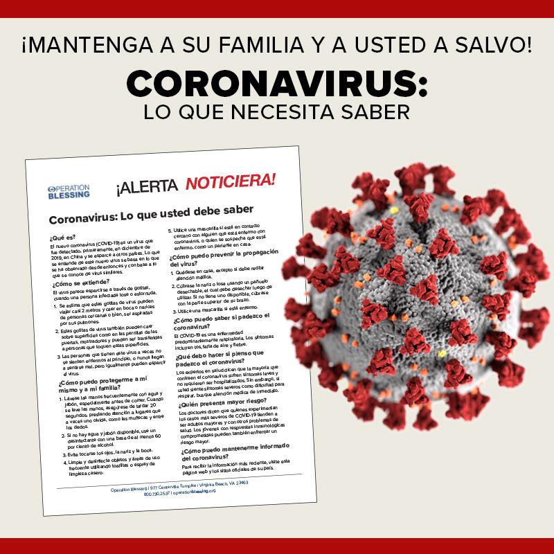 Coronavirus download
